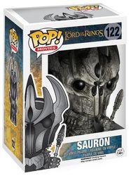 Sauron viylfigur 122