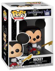 Mickey Vinylfigur 489