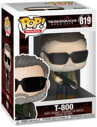 Dark Fate - T-800 vinylfigur 819