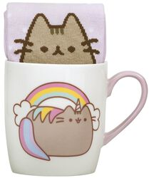 Unicorn - Mug with socks