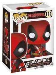 Deadpool - Two Swords Bobble-Head 111