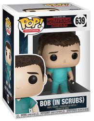 Bob (In Scrubs) Vinylfigur 639