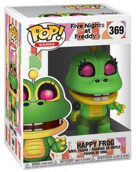 Pizza Sim  - Happy Frog Vinylfigur 369