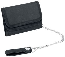 Lommebok med kjetting