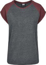 Raglan T-skjorte