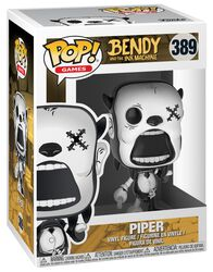 Bendy And The Ink Machine Piper Vinylfigur 389