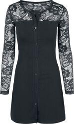 Ladies Lace Block Dress