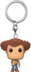 Woody Pop! Keychain