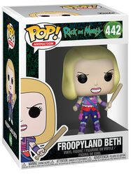 Froopyland Beth Vinyl Figure 442
