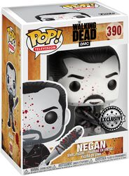 Negan (Black and White) vinylfigur 390