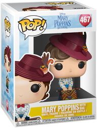 Mary Poppins with Bag Vinylfigur 467