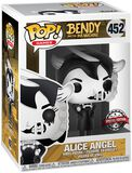 Bendy And The Ink Machine Alice Angel vinylfigur 452